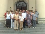 Klub Os�b Aktywnych - wycieczka do W?wolnicy 24.07.2010
