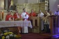 Peregrynacja Krzyża świętego Jana Pawła II