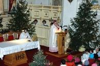 Poświęcenie Stajenki Betlejemskiej