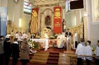 Wizytacja Biskupia i Bierzmowanie 2013