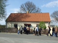 Pielgrzymka nauczycieli do Niepokalanowa i Lichenia 27.04.2008 r 15