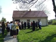 Pielgrzymka nauczycieli do Niepokalanowa i Lichenia 27.04.2008 r 16