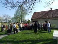 Pielgrzymka nauczycieli do Niepokalanowa i Lichenia 27.04.2008 r 18