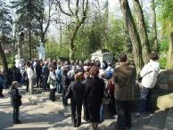 Pielgrzymka nauczycieli do Niepokalanowa i Lichenia 27.04.2008 r 26