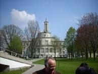 Pielgrzymka nauczycieli do Niepokalanowa i Lichenia 27.04.2008 r 38