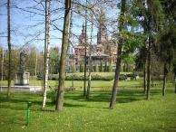 Pielgrzymka nauczycieli do Niepokalanowa i Lichenia 27.04.2008 r 4