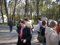 Pielgrzymka nauczycieli do Niepokalanowa i Lichenia 27.04.2008 r 51
