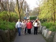 Pielgrzymka nauczycieli do Niepokalanowa i Lichenia 27.04.2008 r 57
