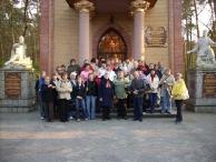 Pielgrzymka nauczycieli do Niepokalanowa i Lichenia 27.04.2008 r 62