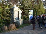 Pielgrzymka nauczycieli do Niepokalanowa i Lichenia 27.04.2008 r 6
