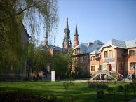 Pielgrzymka nauczycieli do Niepokalanowa i Lichenia 27.04.2008 r 90